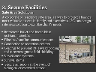 Safe Area Solutions