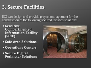 Secure Facilities